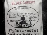 Black Cherry Heep Seed Chocolate